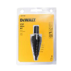 Broca escalonada 8 medidas Dewalt DW1796