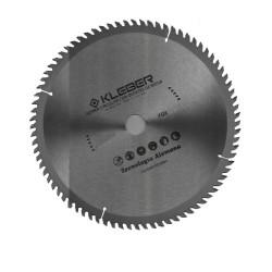 Sierra circular widia 230mm 80 dientes Kleber FOX10515
