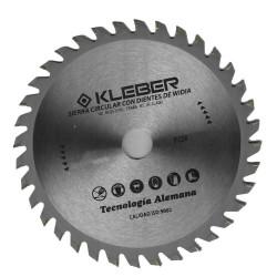 Sierra circular widia 178mm 48 dientes Kleber FOX10470
