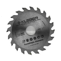 Sierra circular widia 113mm 20 dientes Kleber FOX10400