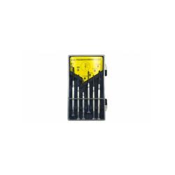 Juego de destornilladores relojero de 6 piezas Neon EVOL0207