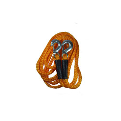 Soga para remolque de Nylon 4m Neon EVOL0209