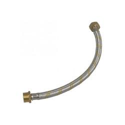 Flexible con terminal bronce 80cm Brogas FI-30010