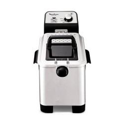 Freidora De Acero Moulinex Easy Pro 3 Litros C/filtro Outlet
