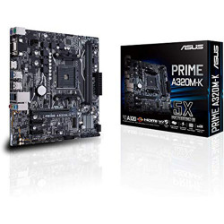 Motherboard ASUS AM4 A320M-K BOX M-ATX