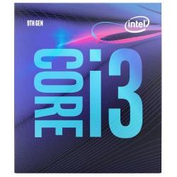 Microprocesador Intel Core I3-9100F Coffeelake