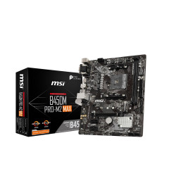 Motherboard MSI AM4 B450M