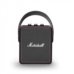 Parlante Marshall Stockwell II Bt Negro Bluetooth