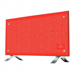Vitroconvector Peabody Rojo 2000W C Electronico Pie de Aluminio