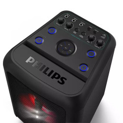 Parlante Bluetooth Philips Party Speaker (TANX100/77)