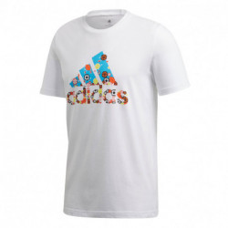 REMERA ADIDAS 8-BIT BADGE OF SPORT