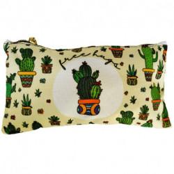Cartuchera Cactus