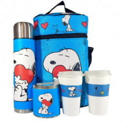 Combo Cafetero Snoopy
