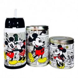 Combo mate listo yerbera y azucarera Mickey
