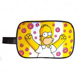 Neceser Bolso de Mano Los Simpsons