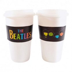 Vasos Térmicos x2 The Beatles