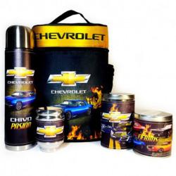 Equipo de Mate Chevrolet
