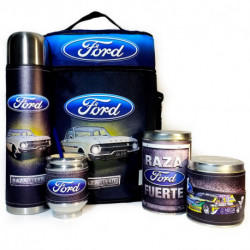 Equipo de Mate Ford