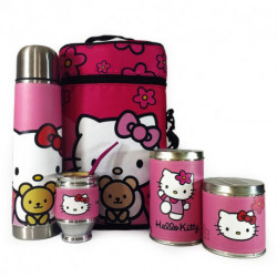 Equipo de Mate Hello Kitty