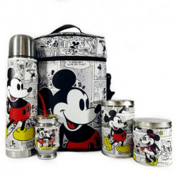 Equipo de Mate Mickey & Minnie