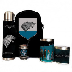 Equipo de Mate Game of Thrones House Stark
