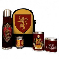 Equipo de Mate Game of Thrones House Lannister