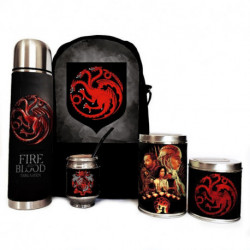 Equipo de Mate Game of Thrones House Targaryen