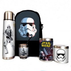 Equipo de mate Star Wars Stormtrooper