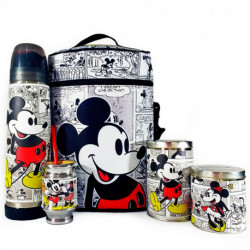 Equipo de Mate Mickey & Minnie Lumilagro
