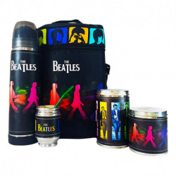 Equipo de Mate The Beatles Lumilagro