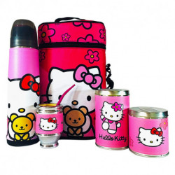 Equipo de Mate Hello Kitty Lumilagro