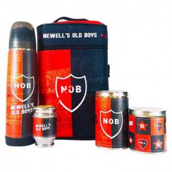 Equipo de Mate Newells Old Boys Lumilagro