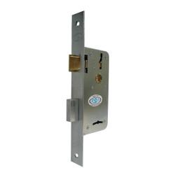 Cerradura de embutir caja 63.5x127mm Roa 903