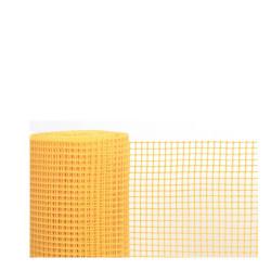 Cerramiento cuadricular 20x20 amarillo Solyon