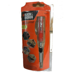 Set Destornillador Precisión 7 Pzas Black & Decker BD7257-LA