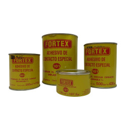 Cemento contacto x 4 LT Fortex