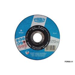Disco corte recto fino basic A46 115x1.6x22