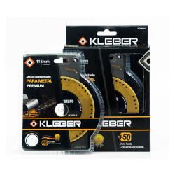 Disco diamantado 115mm eje 7/8 buje 5/8 Kleber FOX65115