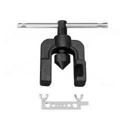 Pestañadora de acero cromado Ingco HPFT71
