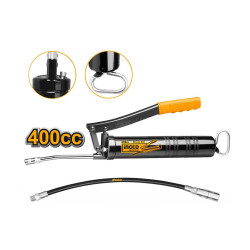 Bomba de engrase manual industrial Ingco GRG015001