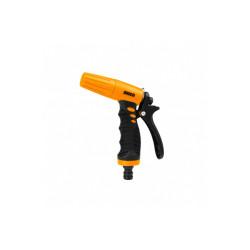 Pistola de riego plástica 3 funciones Ingco HWSG032