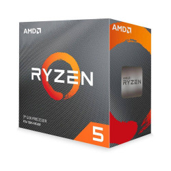 MICRO AMD RYZEN 5 3600 3.6GHZ PRESICION BOOST 4.2GHZ AM4