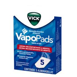 Vapopads Repuestos Vick Vh5la Aroma Mentol