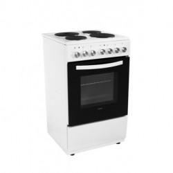 Cocina eléctrica Hotplate Blanca 60cm Atma