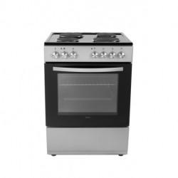 Cocina eléctrica Hotplate Plata 60cm Atma