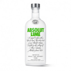 Vodka Absolut lime 750 cc (50049)