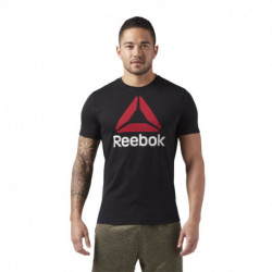 REMERA REEBOK QQR STACKED