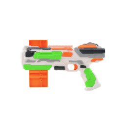 Tack Pro Pistola Storm Clip III 30cm con 6 Dardos