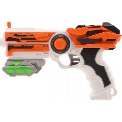 Tack Pro Pistola Crow 23 cm con 6 Dardos