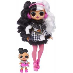 Muñecas LOL Suprise Top Secret OMG Winter Disco Dollie